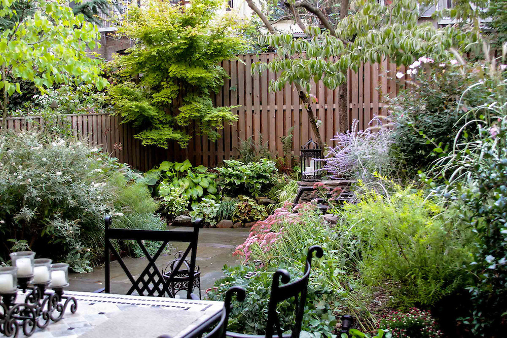 Brooklyn english garden outside space nyc landscape for Landscape design new york