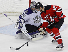 January 31, 2010: Los Angeles Kings at New Jersey Devils
