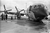 1963 - B.E.A. Aircrash at Dublin Airport