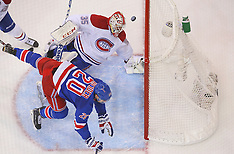 May 22, 2014: Eastern Conference Finals Game 3 - Montreal Canadiens at New York Rangers