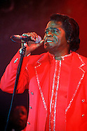 James Brown / V Festival 98, Hylands Park, Chelmsford, Essex, Britain - August 1998.