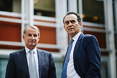 Alain & Stéphane, Deloitte (Neuilly, Sept. 2015)