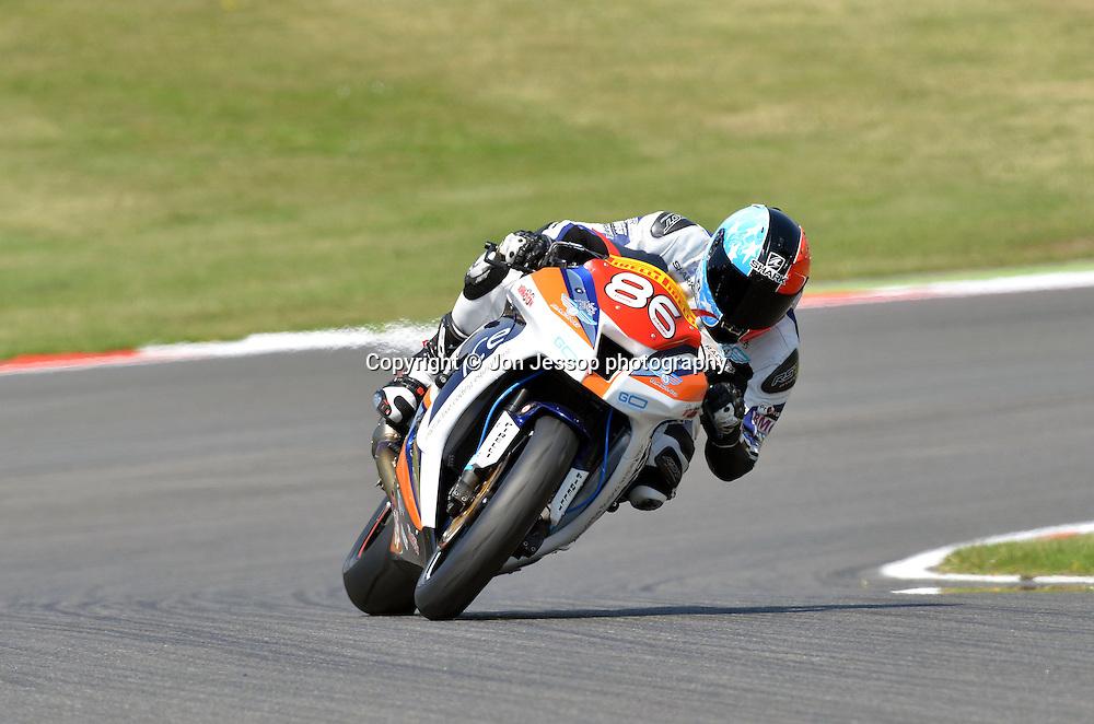 #86 Daniel Johnson ICE Racing Kawasaki Superstock 1000