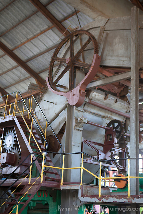 Central America, Cuba, Remedios. The Museum of Sugar Industry and Museum of Steam.