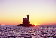 Bug Light, Lighthouse, Orient, New York, Sunrise, Gardiners Bay
