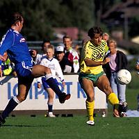Euran Pallo - Norwich City 24.7.1991