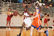 Lafayette High vs. North Pontotoc in girls high school basketball in Oxford, Miss. on Monday, February 4, 2013.