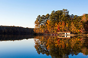 Umstead Park Boat House, Raleigh, NC