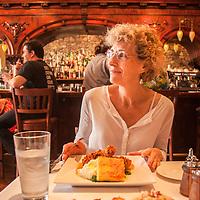 Mitzi at Market Cafe in Saint  Helena, CA