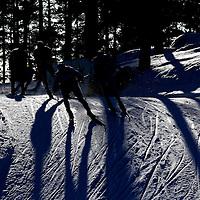Hiihto / Skiing