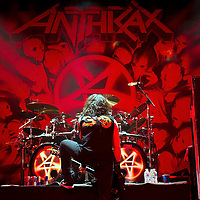 Concert - Anthrax, Testament, Death Angel - Indianapolis