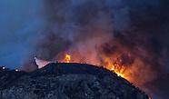 Canyon Fire Above Azusa