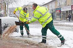 JAN 18 2013 Wiltshire Snow
