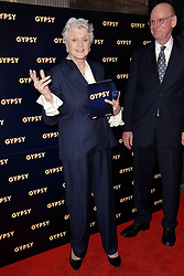 Angela Lansbury attends Gypsy Press Night at The Savoy Theatre, The Strand, London on Wednesday 15 Aprll 2015