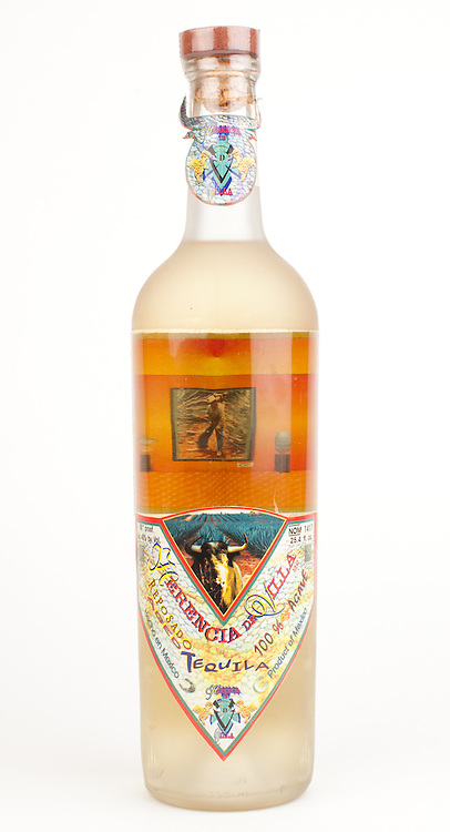 Herencia de Villa reposado -- Image originally appeared in the Tequila Matchmaker: http://tequilamatchmaker.com