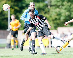 Dunfermline's Joe Cardle..Annan Athletic 1v 2 Dunfermline, Scottish Communities League Cup 1st round, 30th July 2011..©Pic : Michael Schofield.