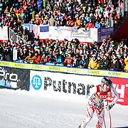 SHOT 12/4/15 10:51:49 AM - Czech skier Andrej Bank catches his breath in the finish area at the 2015 Audi Birds of Prey Downhill at Beaver Creek Ski Resort in Beaver Creek, Co. Birds of Prey is the only men's Audi FIS Ski World Cup stop in the United States. (Photo by Marc Piscotty / © 2015)