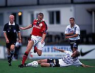 FC Haka - Nottingham Forest 26.7.1997