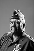 Cris Vieyra, Jr. <br /> Marine Corps<br /> E-5<br /> Infantry<br /> Aug. 1964 - Aug. 1968<br /> Vietnam<br /> <br /> Veterans Portrait Project<br /> St. Louis, MO