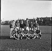 1962 - Leinster v Munster Interprovincial Mens Hockey