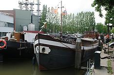 Gouda, haven, harbour, Netherlands