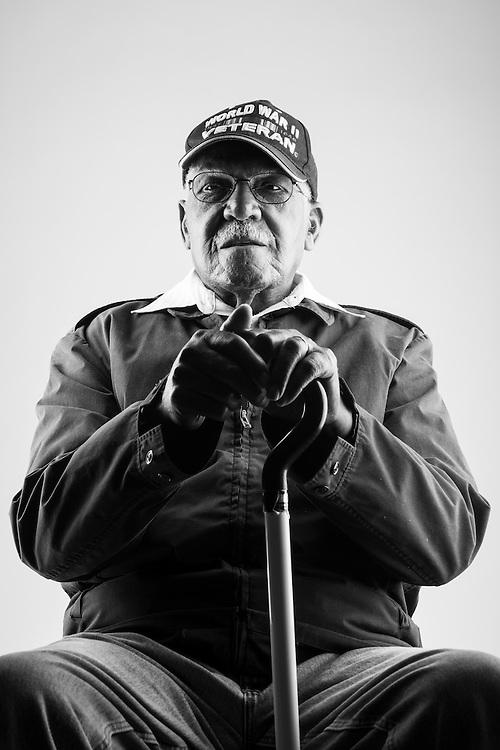 John E. Walker, Sr. <br /> Army<br /> Sergeant<br /> Truck Driver<br /> 1941 - 1945<br /> WWII<br /> <br /> VPP<br /> Virginia Beach, VA