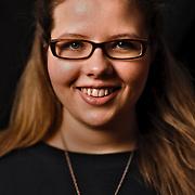 Portraits of Icelandic singer Kristin Pora Jokulsdottir photographed in Reykjavik, Iceland. January 29, 2012. Copyright © 2012 Matthew Eisman. All Rights Reserved.