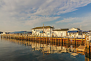 Claudio's Restaurant,  Greenport, New York, Long Island, Sunrise