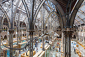 Oxford University Museum or Oxford University Museum of Natural History