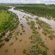 The Ghan.  Katherine River, Northern Territory, Australia. Image © Arsineh Houspian/Falcon Photo Agency.