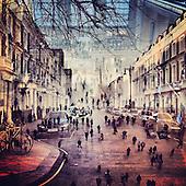 New York + London