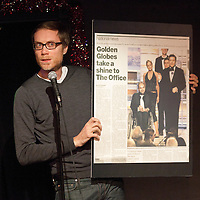 Stephen Merchant - Whiplash - December 19, 2011 - UCB Theater