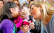 QUEEN MAXIMA VISIT COLOMBIA DAY 3