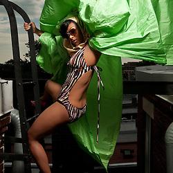 Model:  Diamond.Style:  Aisha Keys