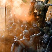 Mud Carnival in Brazil
