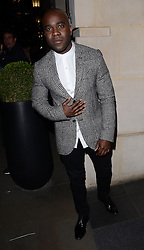 Melvin Odoom attends Xperia Z3 Launch Party as Sony celebrates the launch of its new Xperia Z3 smartphone at Aqua Nueva, 30 Argyll Street, London W18 on Thursday 25th September 2014