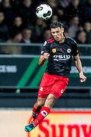 ROTTERDAM - Excelsior - PEC Zwolle , Voetbal , Eredivisie , Seizoen 2016/2017 , Stadion Woudestein , 21-10-2016 , Excelsior speler Khalid Karami