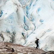 Svartisen-Saltfjellet national park