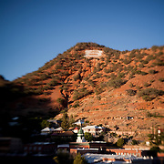 Bisbee is a treasure of a town, seeped in rich history and filled with characters. It's Main Street was at one time filled with miners and their families. As the mine closed in 1974 and mining families moved out, artists begin moving in. Now Bisbee is filled with retirees, artists and quirky characters that give the town its free spirit vibe. Main Street's shops and restaurants are as diverse as its residents. Whether it's a vegan lunch of butternut-red lentil soup at POCO or a hand-crafted Panama hat from Optimo Hatworks or a work of fine art from SAM•POE Gallery, Bisbee's Main Street offers it all.