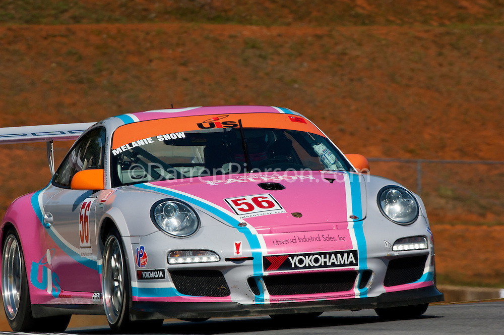 #56 Snow Racing Porsche 911 GT3 Cup: Melanie Snow