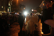 The 2009 Halloween Parade in New York City brought out the best in ghoulish revelers as they paraded about New York City on October 31, 2009.