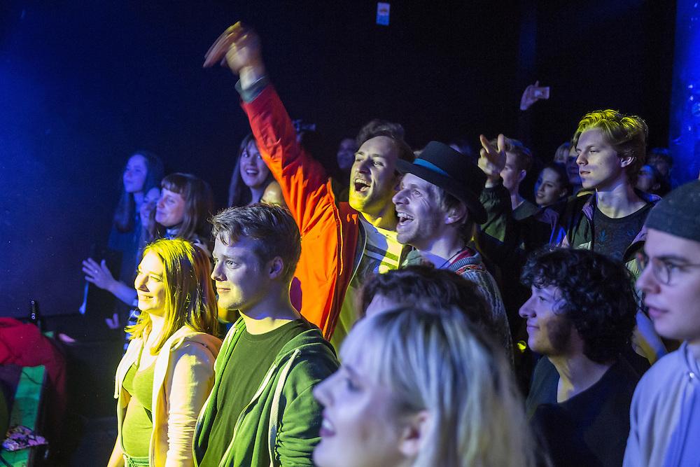 Germany - Deutschland - BIMM Berlin - End of Term Gig at Cassopeia Club, RAW-Gelände; Berlin, 08.12.2016; © Christian Jungeblodt