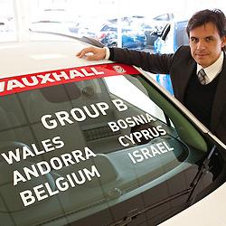 140224 Wales Squad Announcement