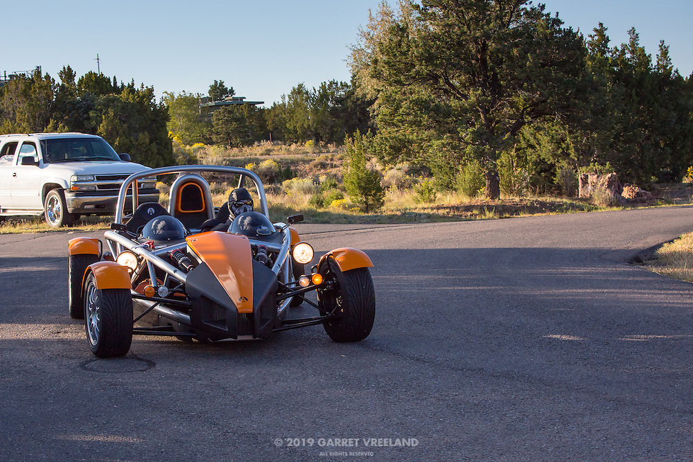 2006 Ariel Atom 1, 2012 Santa Fe Concorso High Mountain Tour.