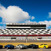 Corvette Cruise at Daytona International Speedway