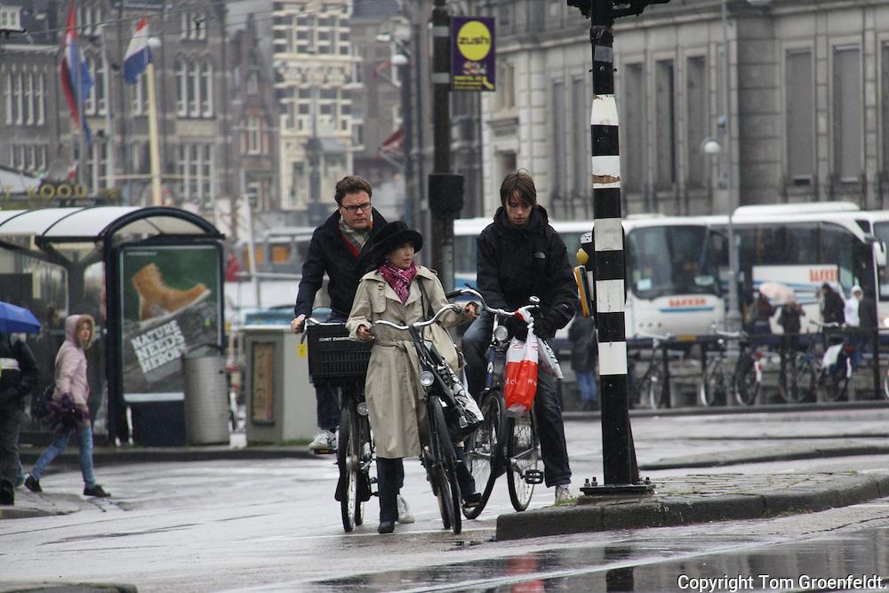 Central Amsterdam