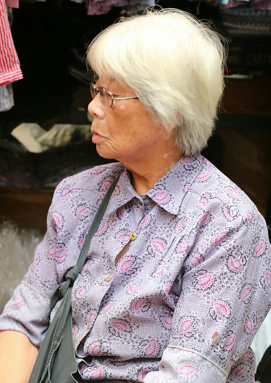 Grandmother by Siti Umairoh.<br /> <br /> Siti is a domestic helper from Indonesia. She has previously worked in Singapore for 6 years and Malaysia for 3 years. She has been in Hong Kong since 2012. She likes to take pictures that share stories about happiness and beauty.