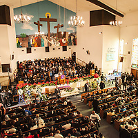 "Funeral for Stanley ""Tookie"" Williams"
