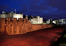 OCT 27 2014 Tower of London Remembers
