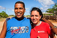 Couple in Maisi, Guantanamo, Cuba.